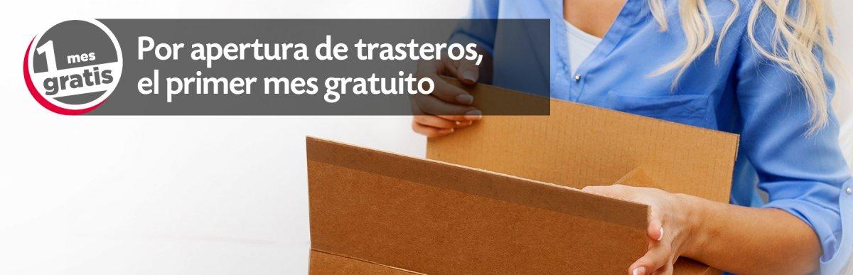 Alquiler Trasteros Barcelona