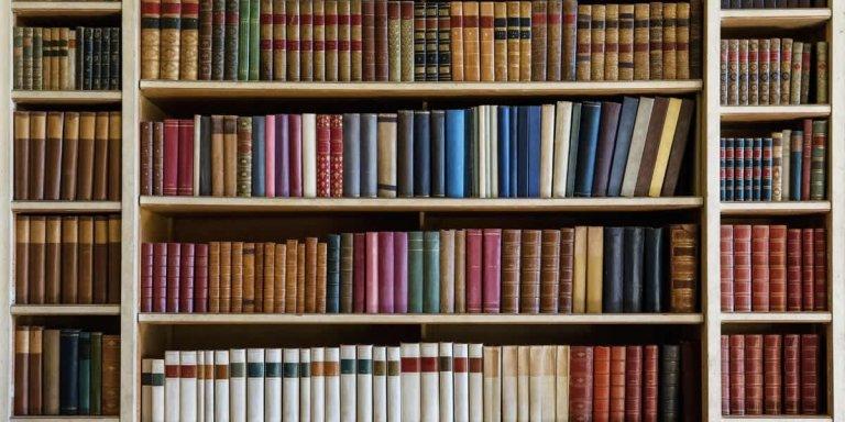 Cómo prevenir el deterioro de tus libros