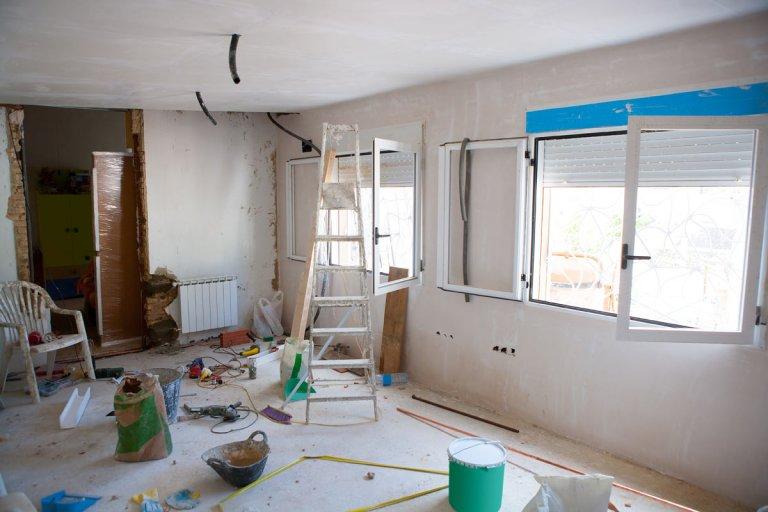 Protege tus muebles si vas a hacer reformas en casa