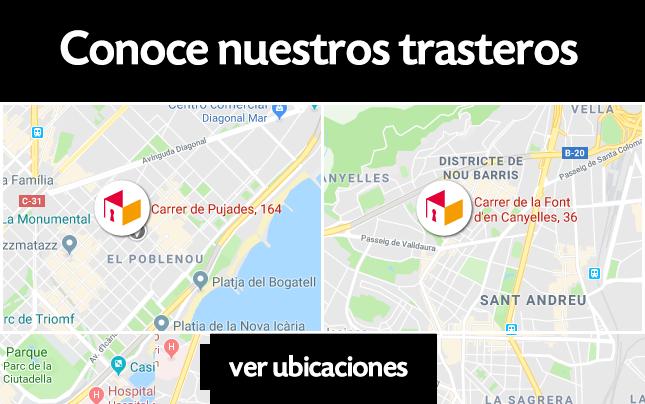 Alquiler de trasteros Barcelona